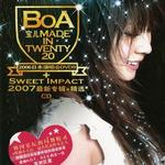 Made In Twenty + 2006年日本演唱会DVD9 + Sweet Impact 新歌+精选详情