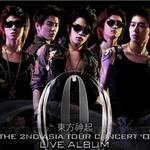 The 2nd Asia Tour Concert 'O' Live Album