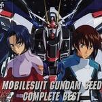 高达SEED原声音乐 Moble.Suit.Gundam.Seed.COMPLETE.BEST详情