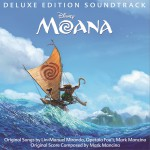 Moana (Original Motion Picture Soundtrack) [Deluxe Edition] 电影《海洋奇缘》原声带