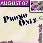 Promo Only Modern Rock Radio August 07
