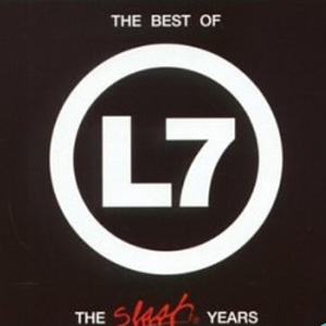 The best of l7 the slash years rare