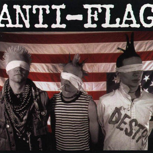 Anti flag anatomy of your enemy