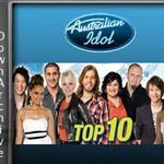 Australian Idol Top 10详情