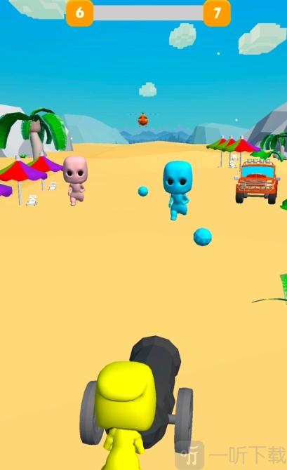想请问下沙滩排球3绯红到底怎么玩。。完全不知道干嘛【ps4吧】 百