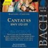 Kantaten BWV 152-155