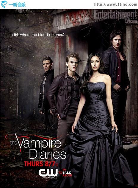 吸血鬼日记第四季07_吸血鬼日记 The Vampire Diaries (第四季第一集插曲)专辑封面下载
