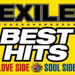 EXILE BEST HITS -LOVE SIDE / SOUL SIDE-详情