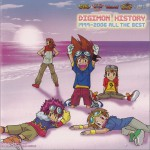 DIGIMON HISTORY 1999-2006 ALL THE BEST详情