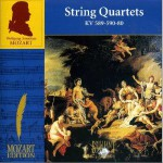 Volume 5(CD13) String Quartets KV 589-590-80试听