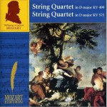 Volume 5(CD12) String Quartets KV 499-575试听