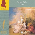 Volume 5(CD4) String Trio KV563试听