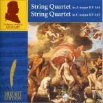 Volume 5(CD11) String Quartets KV 464-465试听