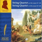 Volume 5(CD10) String Quartets KV 428-458试听