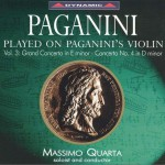 Played on Paganini's Violin Vol.3试听