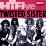 Rhino Hi-Five: Twisted Sister详情