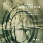 Gloria Patri...(1988) 15 meditative and tranquil hymns for mixed choir a cappell详情