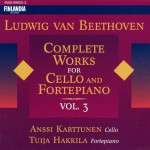Beethoven: Complete Works for Cello and Fortepiano, Vol 3详情