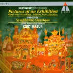 Mussorgsky/Gortchakov : Pictures at an Exhibition & Prokofiev : Classical Sympho详情