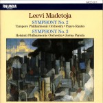 Madetoja : Symphonies No.2 and 3详情
