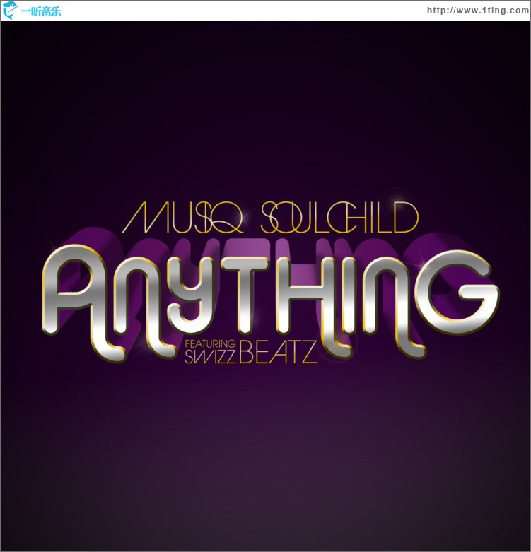 Anything (feat. Swizz Beatz)