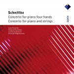 Schnittke : Concerto for Piano 4 Hands & Concerto for Piano & Strings - Apex详情