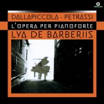 Dallapiccola-Petrassi: L'opera per pianoforte (The Works for piano)详情