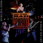 The Best Of Bad Company Live...What You Hear Is What You Get详情