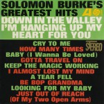 Solomon Burke's Greatest Hits详情