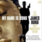 My Name Is Bond, James Bond: 50th Anniversary Edition CD1详情