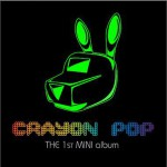 Crayon Pop 1st Mini Album详情