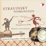 Stravinsky: Works For Chamber Orchestra详情