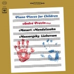 André Previn - Piano Pieces For Children详情