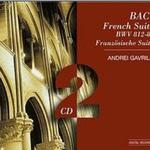 J.S.Bach French Suites 巴赫 《法国组曲》