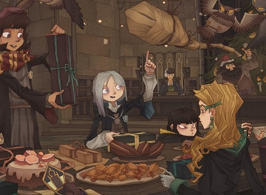 哈利波特魔法觉醒多重冰烟花流怎么玩 多重冰烟花流玩法攻略